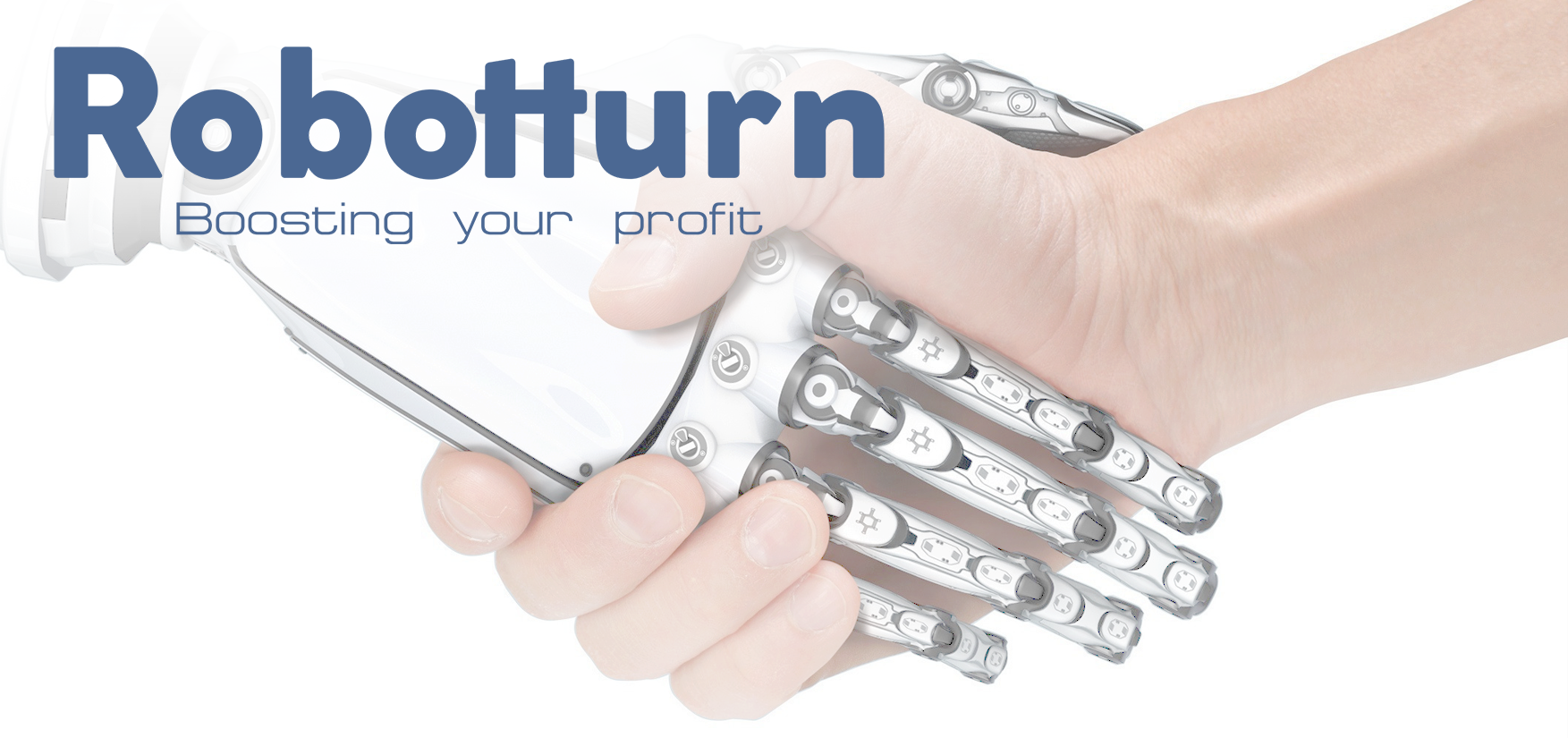GET TO NEXT LEVEL WITH ROBOTTURN