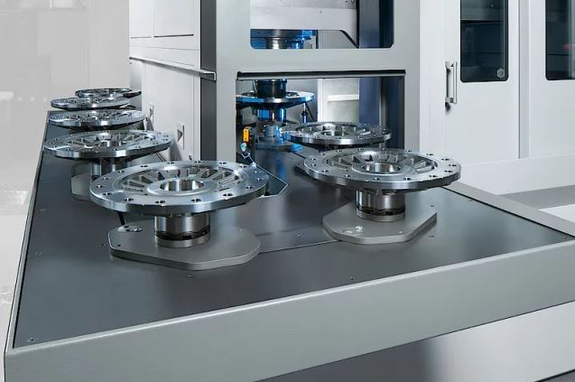 vertical lathes offer built-in automation